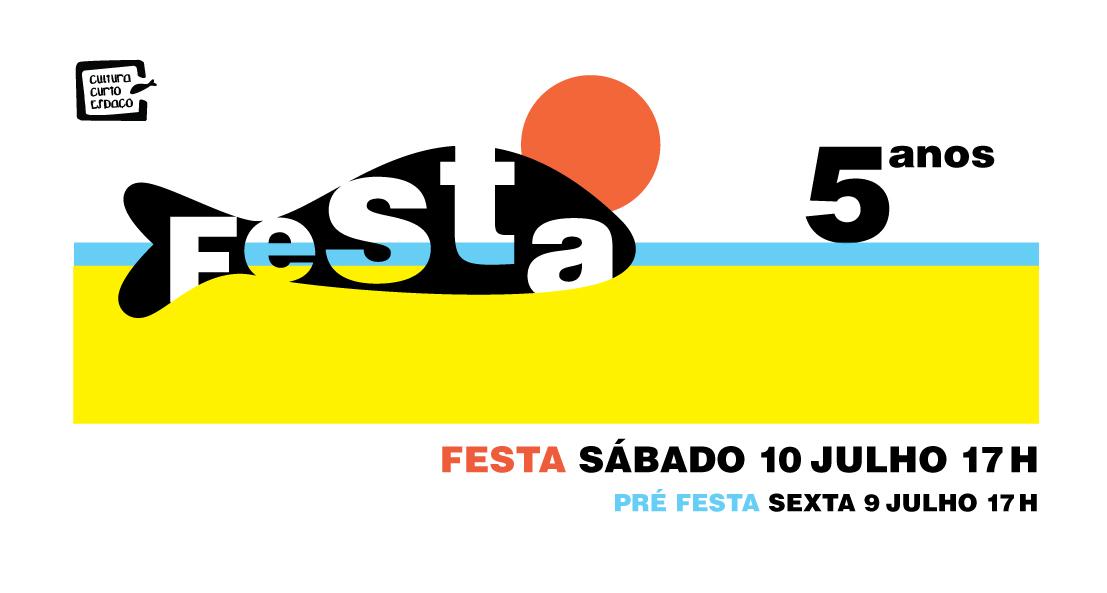 FESTA 5 ANOS