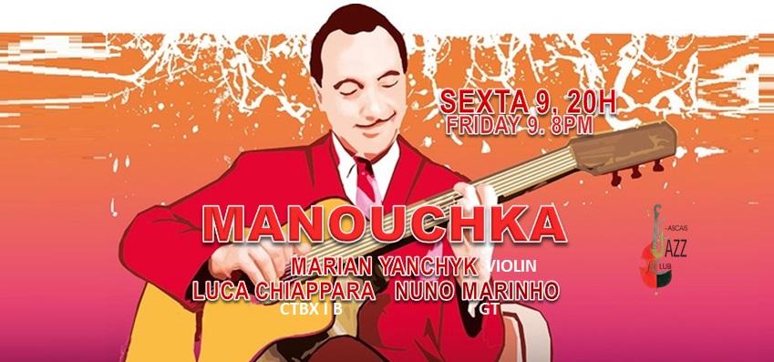 MANOUCHKA !