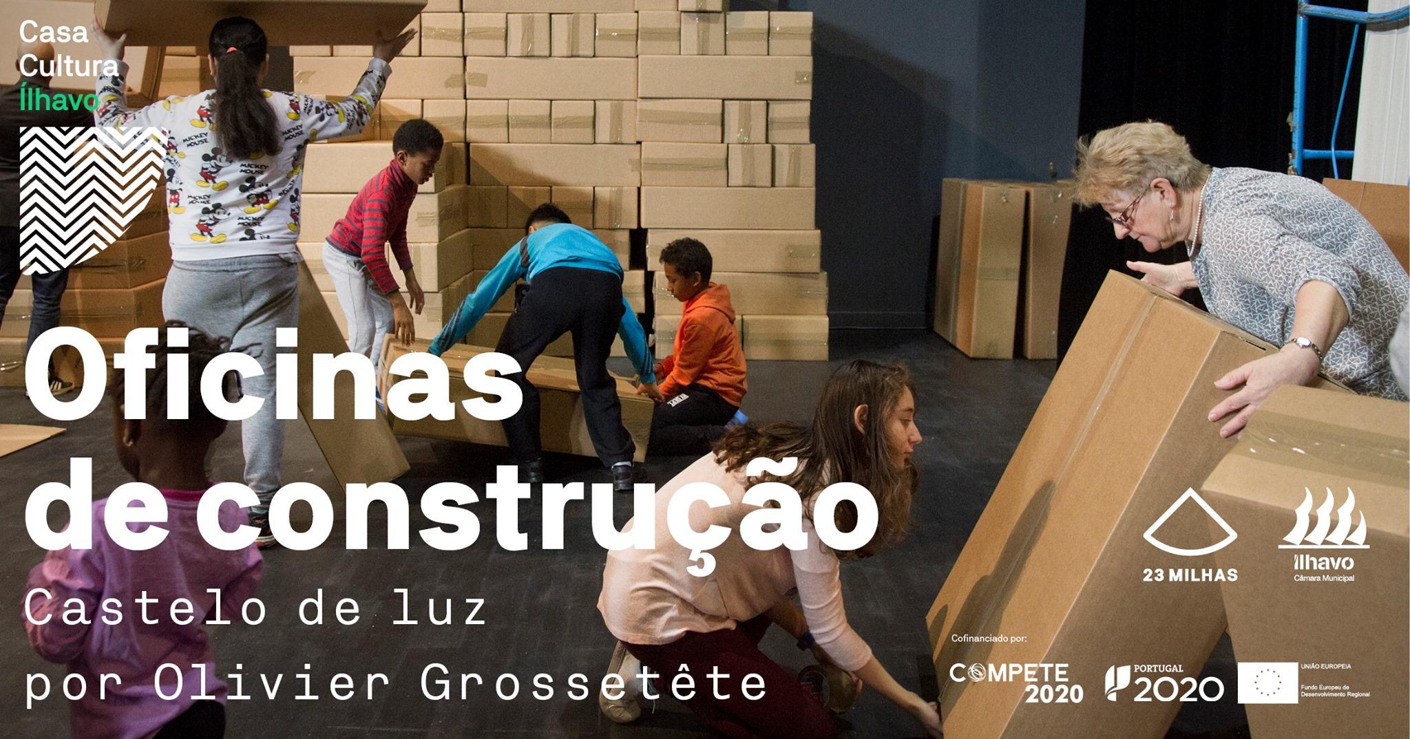 OFICINAS DE CONSTRUÇÃO   CASTELO DE LUZ   Ílhavo