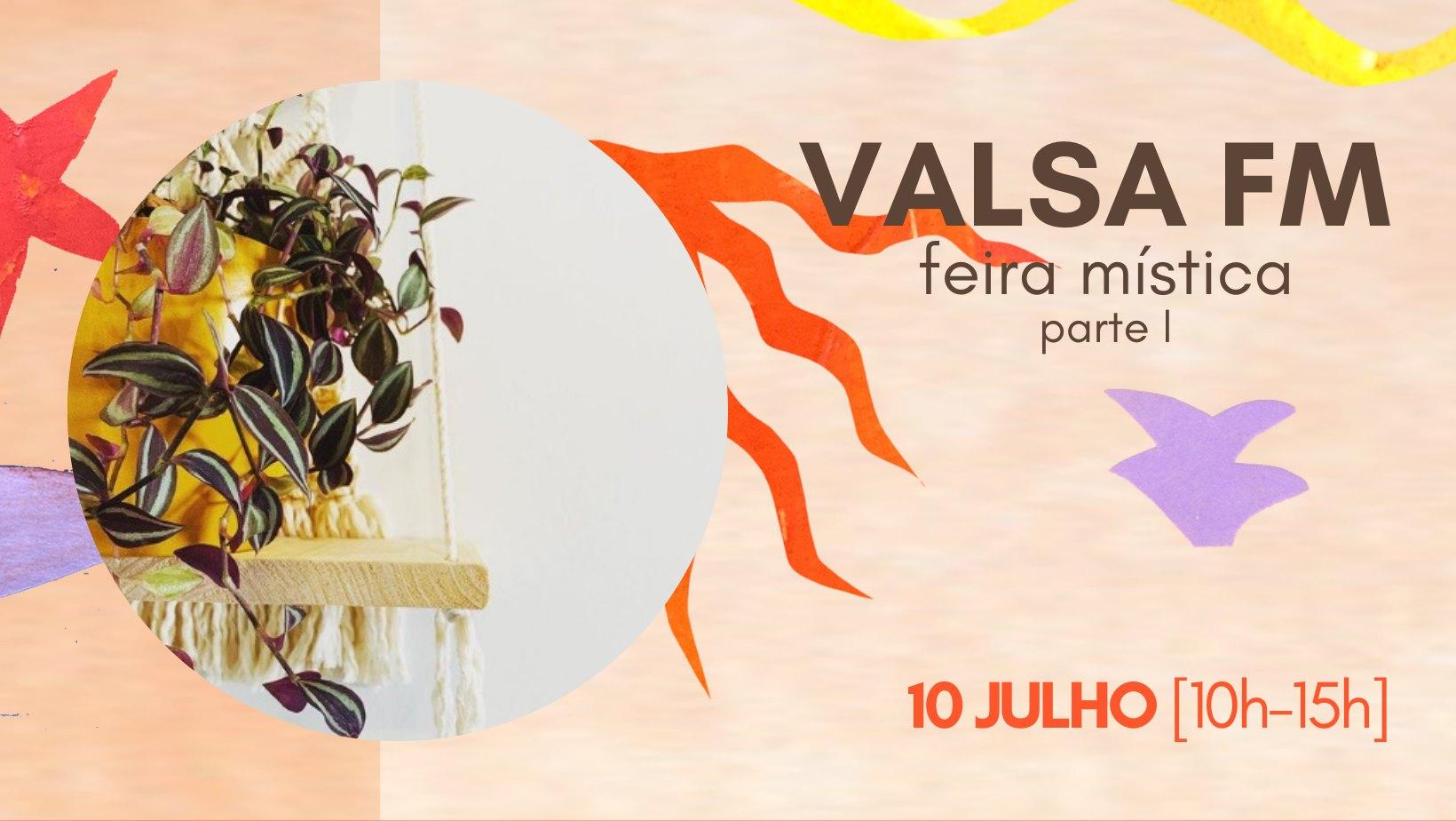 VALSA FM   feira mística - parte I