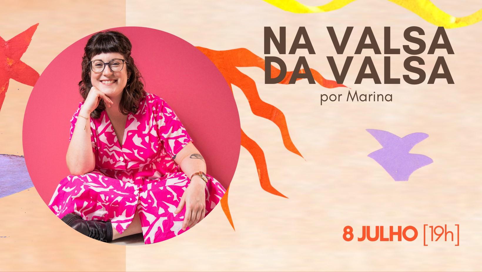 NA VALSA DA VALSA | por Marina