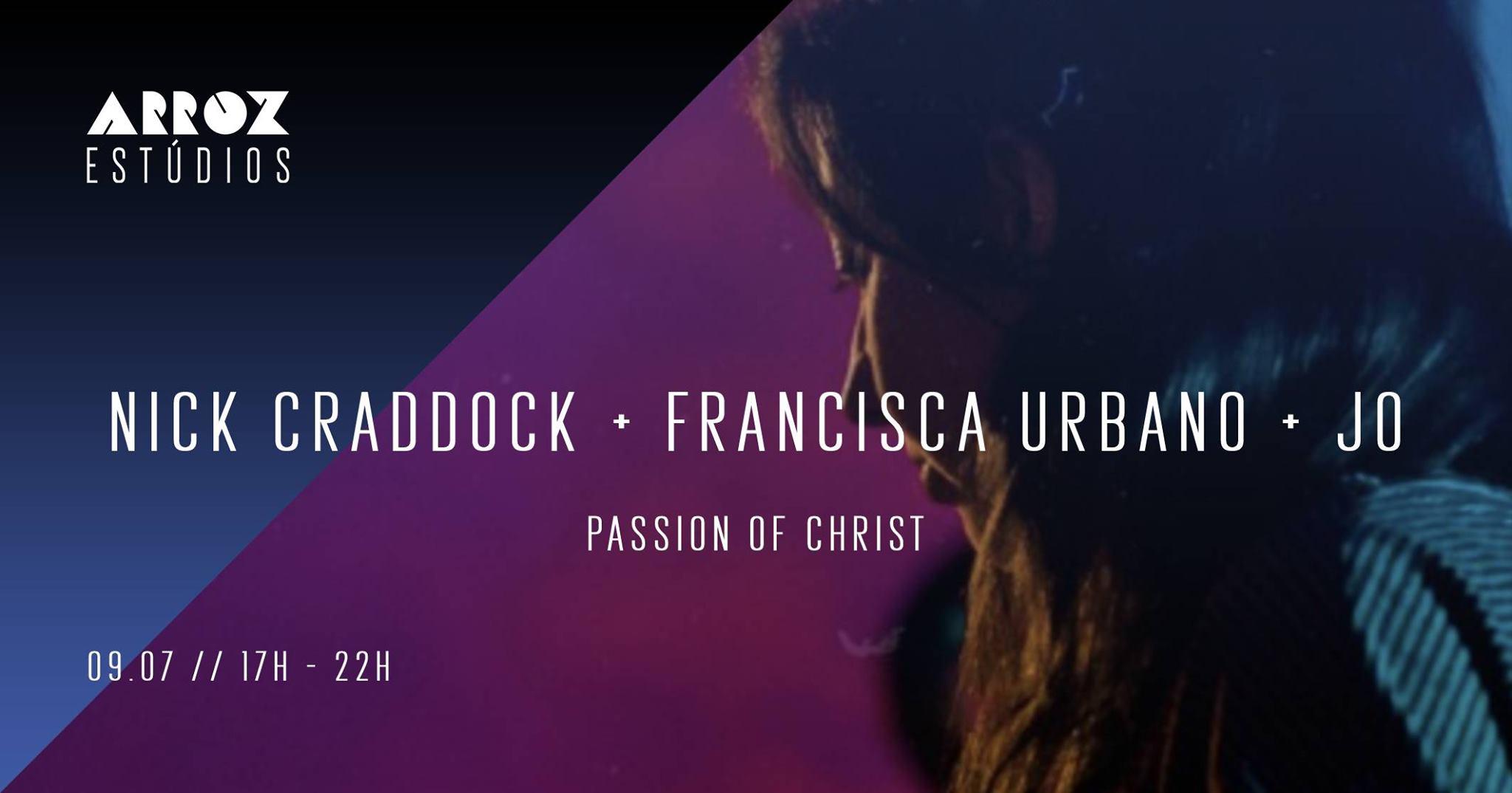 Nick Craddock + Francisca Urbano + Jo Ishikawa