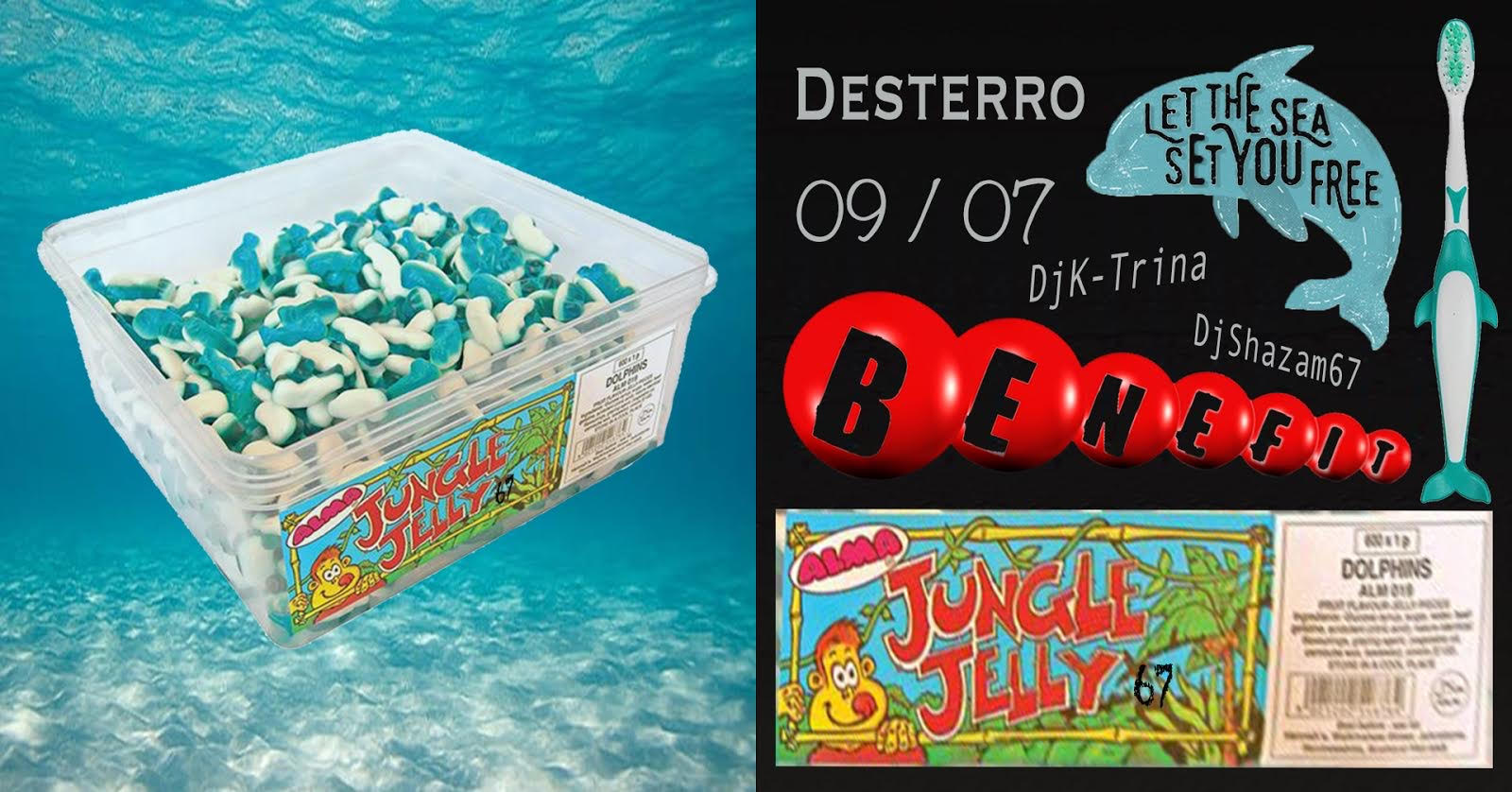 BENEFIT Jungle Jelly 67