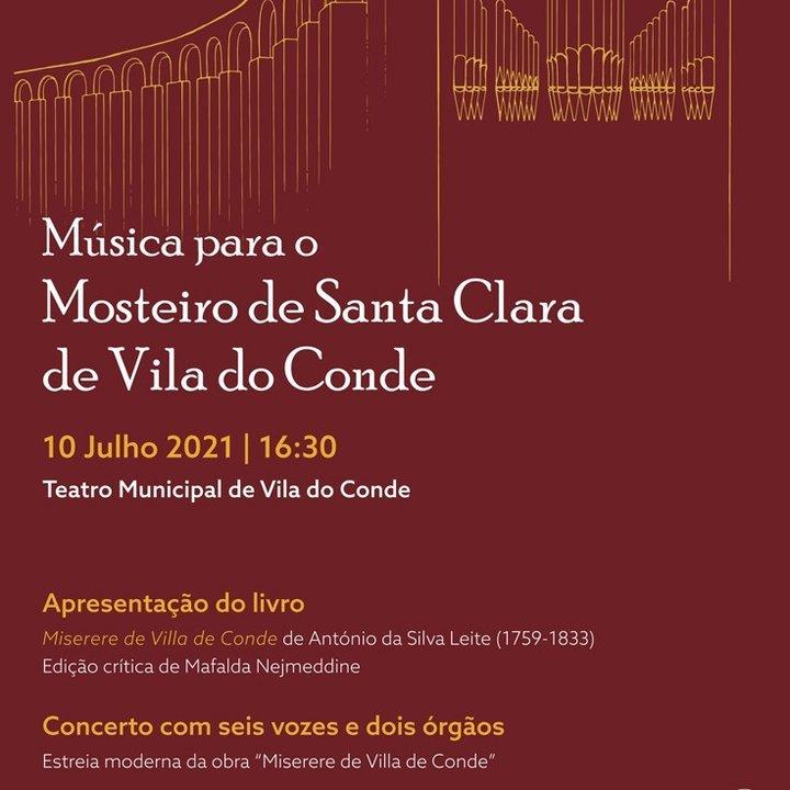 Música para o Mosteiro de Santa Clara