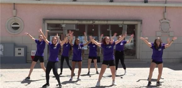 Espetáculo de Dança 'Volta ao Mundo'
