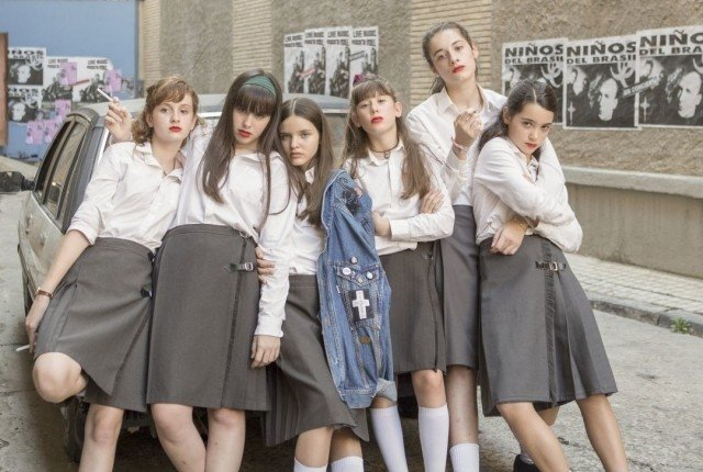 'Raparigas' | Cinema das Nossas Terças | SESSÃO AR LIVRE