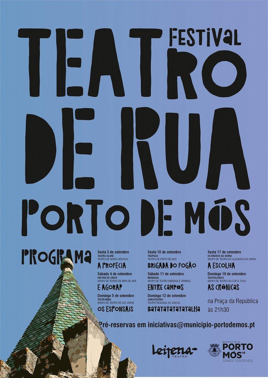 Festival Teatro de Rua – 6ª Edição