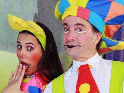 Teatro Infantil   As Aventuras de Rodolfo e Rosita: A Bela Adormecida