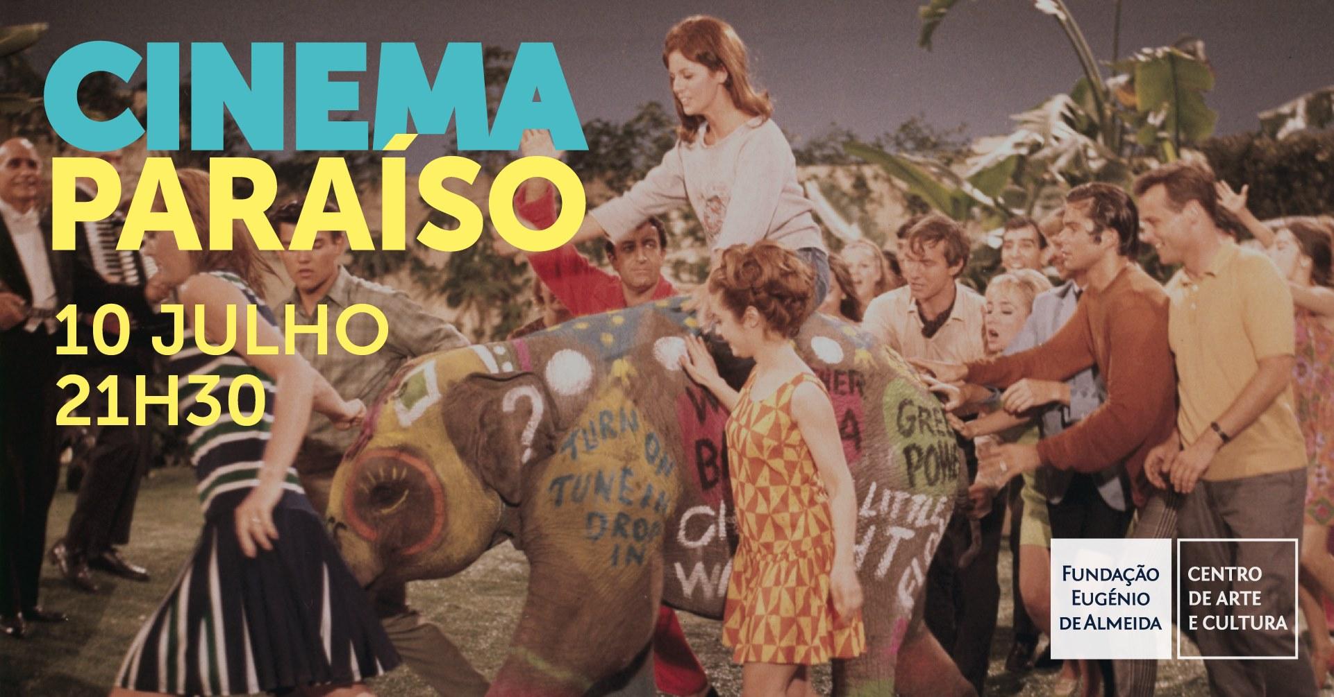 'A Festa', Blake Edwards (1968)