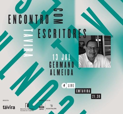 Encontro Com Autores   Conversa com Germano Almeida