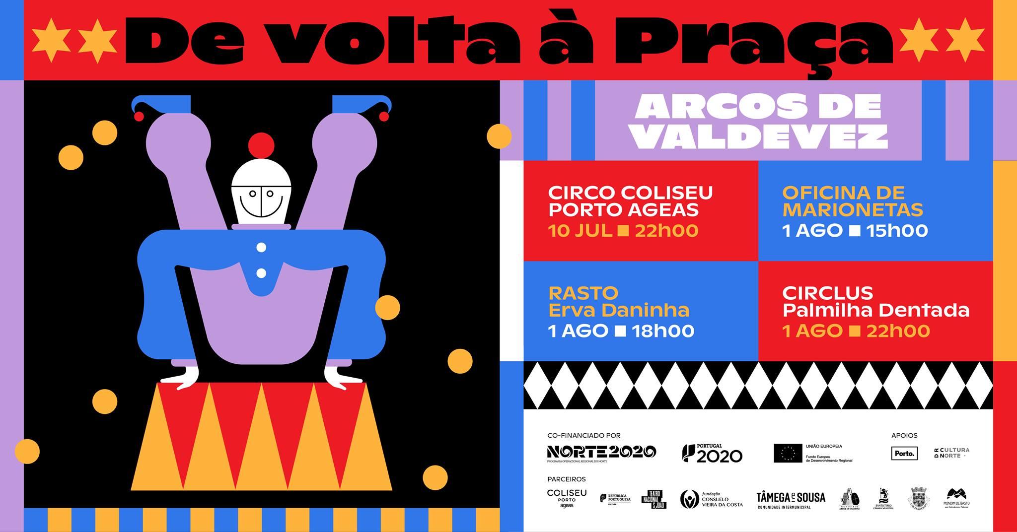 De Volta à Praça | ARCOS DE VALDEVEZ