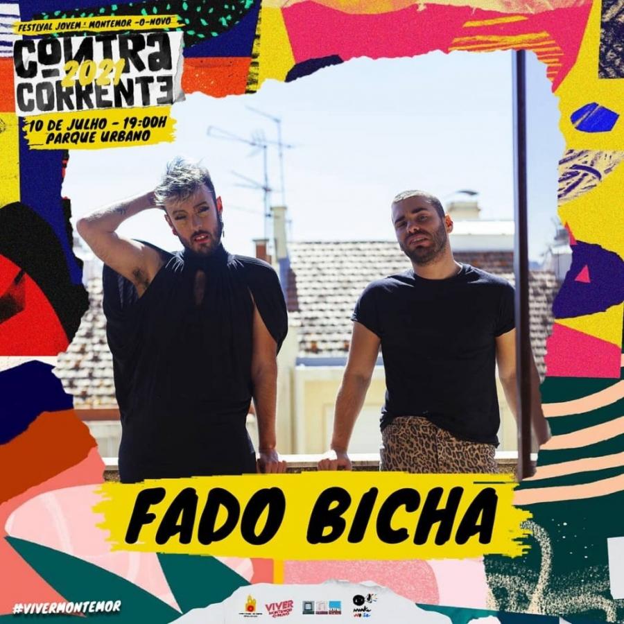 Festival Contra Corrente – Fado Bicha