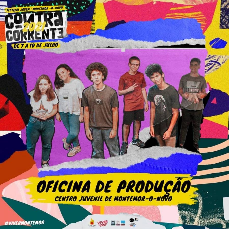 Festival Contra Corrente – Oficina de Produção Musical