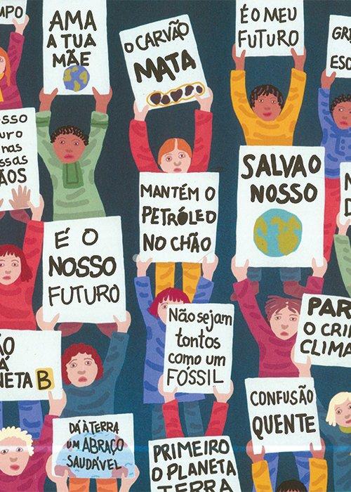 Conhecer, Aprender, Viver de Modo Sustentável: Como Cuidar do Nosso Planeta