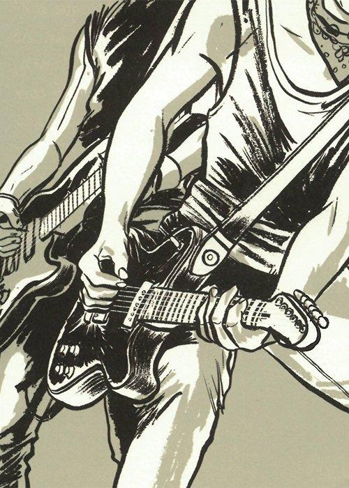 Mostra Bibliográfica - Dia Mundial do Rock