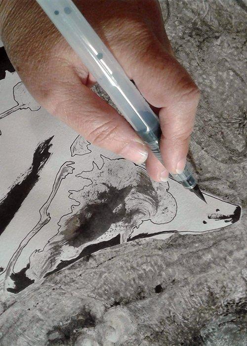 Exposição de Ilustrações - O Sudário