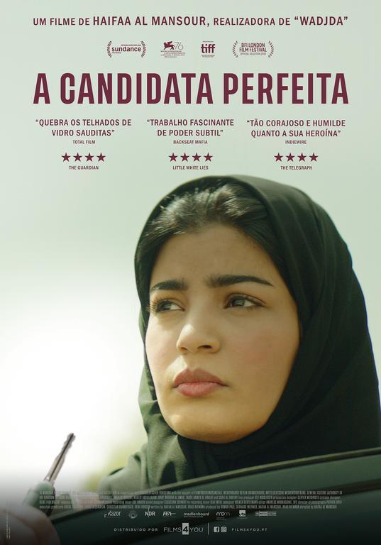 A CANDIDATA PERFEITA, um filme de Haifaa al-Mansour
