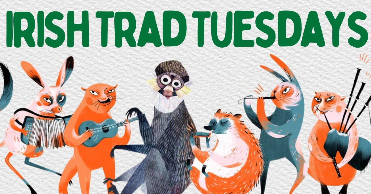 Irish Trad Tuesday
