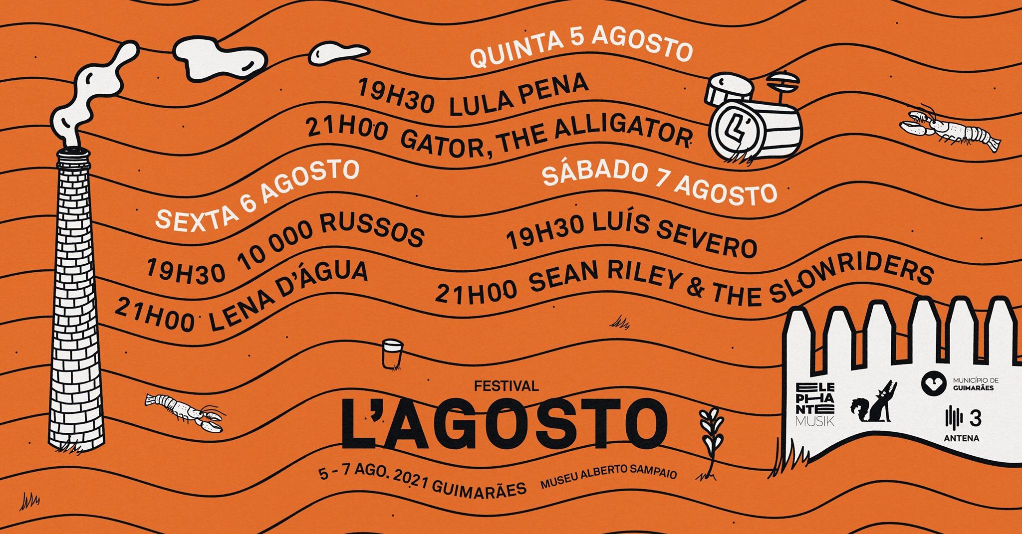 Festival L'Agosto 2021