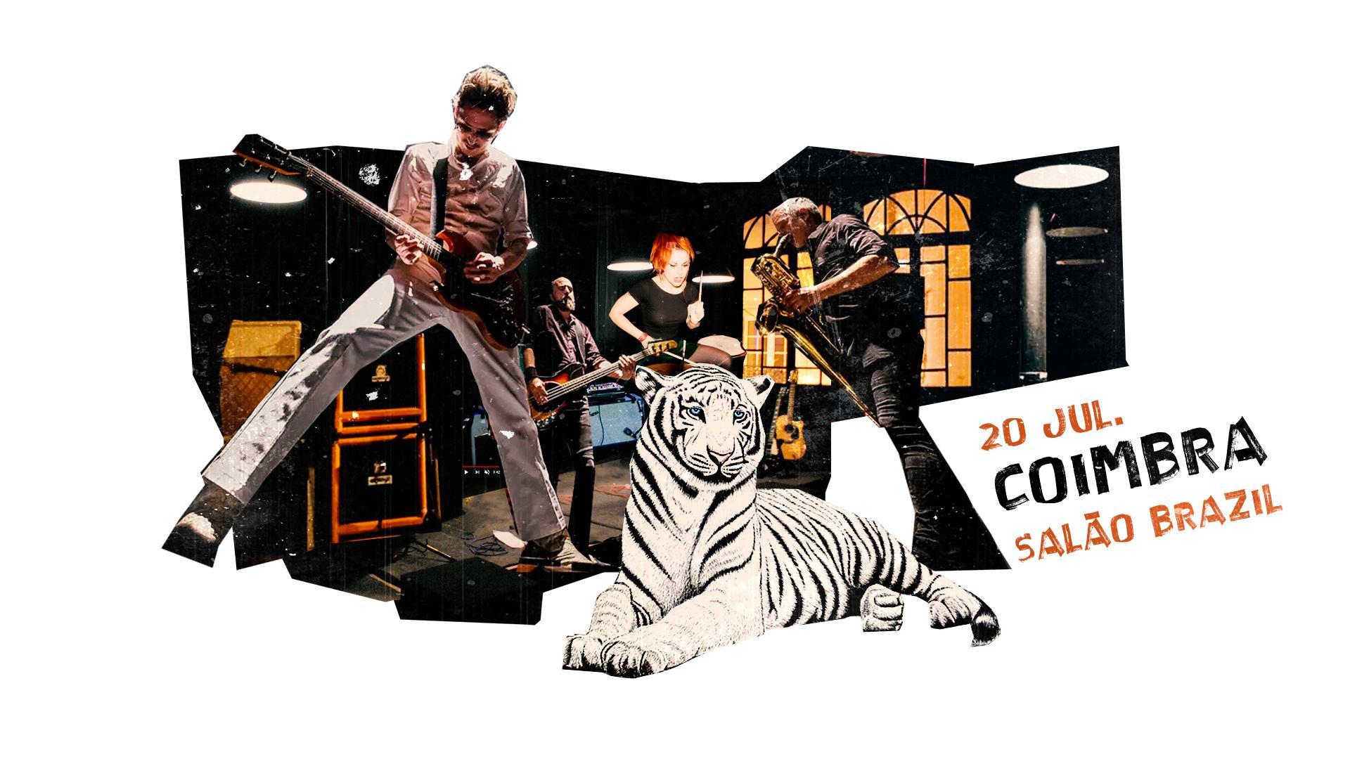 [ESGOTADO] 'Fix of Rock N' Roll' The Legendary Tigerman