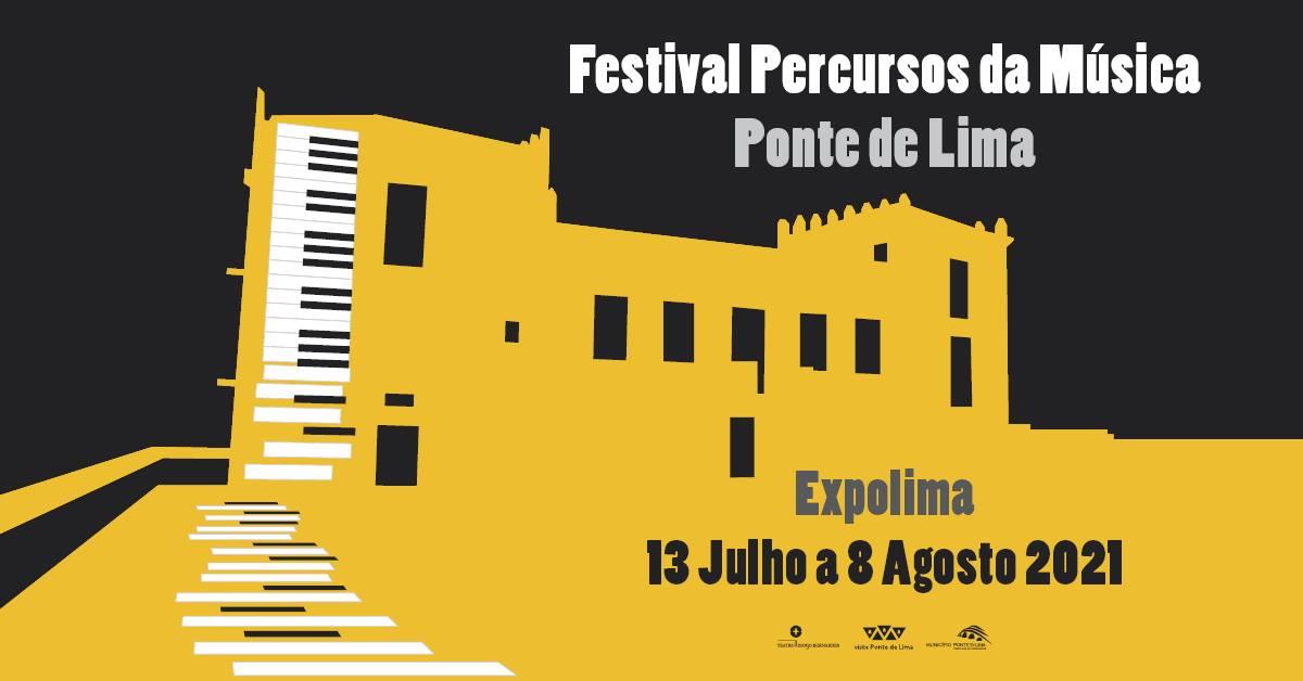 Festival Percursos da Música - 13 de Julho a 8 de Agosto