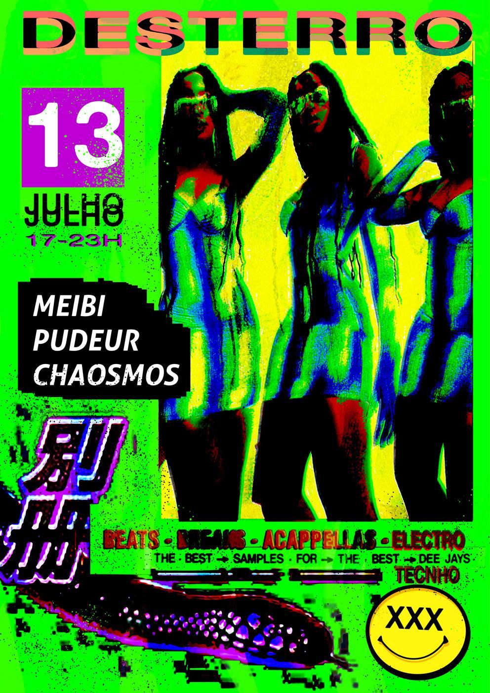 Chaosmos + Pudeur + Meibi