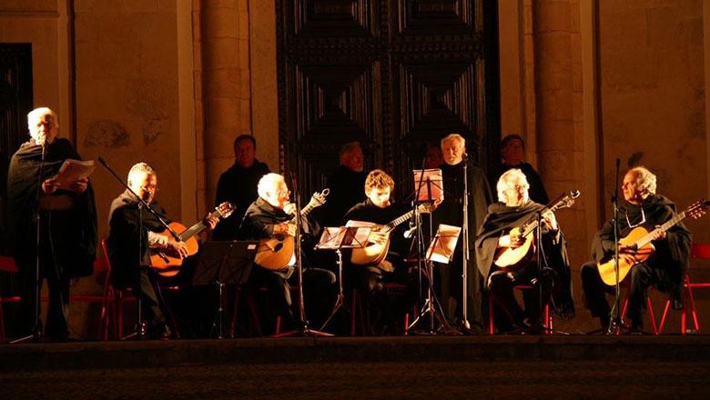 Serenata Grupo Guitarra Canto Coimbra / Centro Cultural Regional de Santarém - In.Str 2021