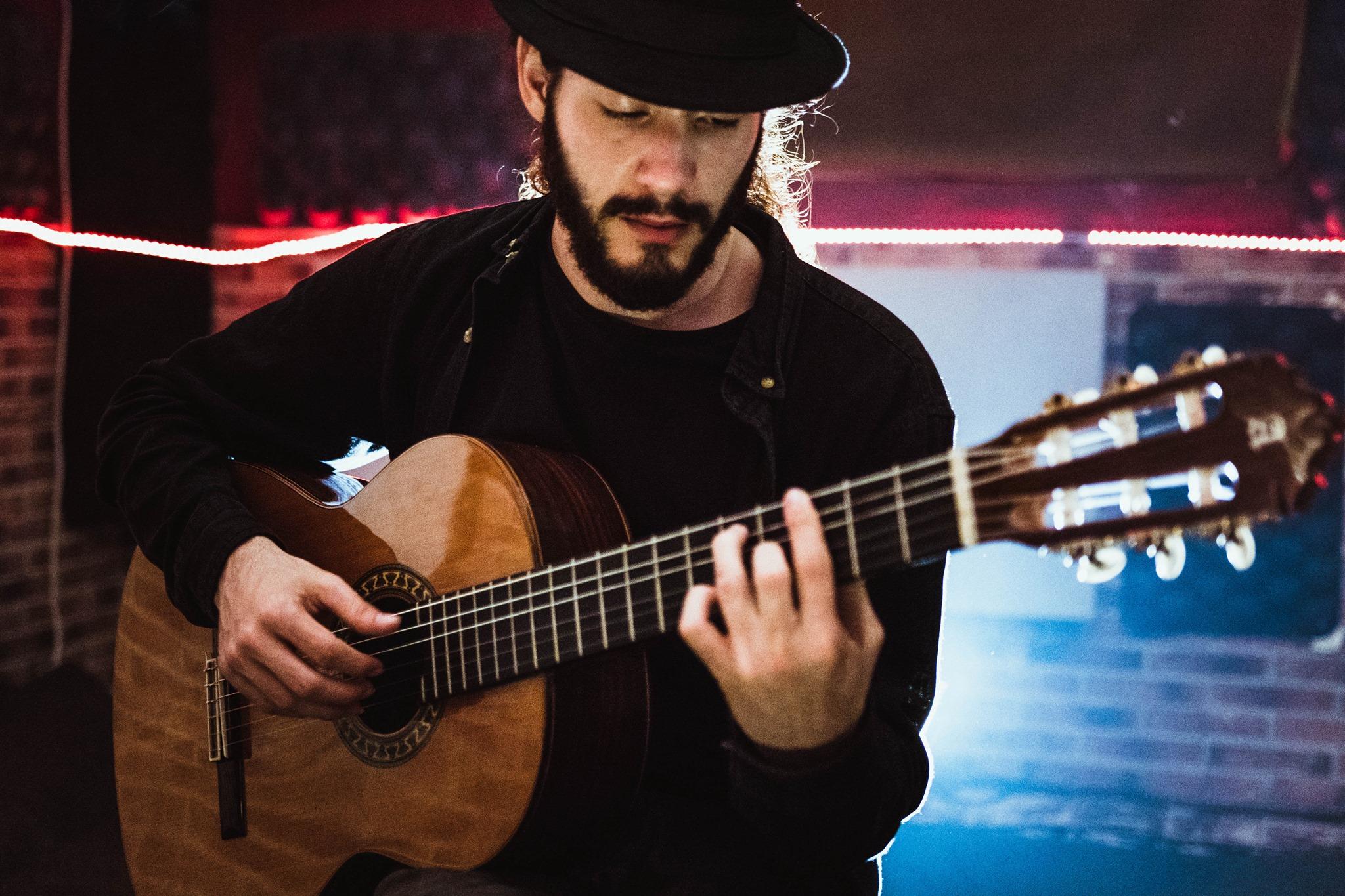 João Corceiro & Guitarra Clássica | In.Str 2021