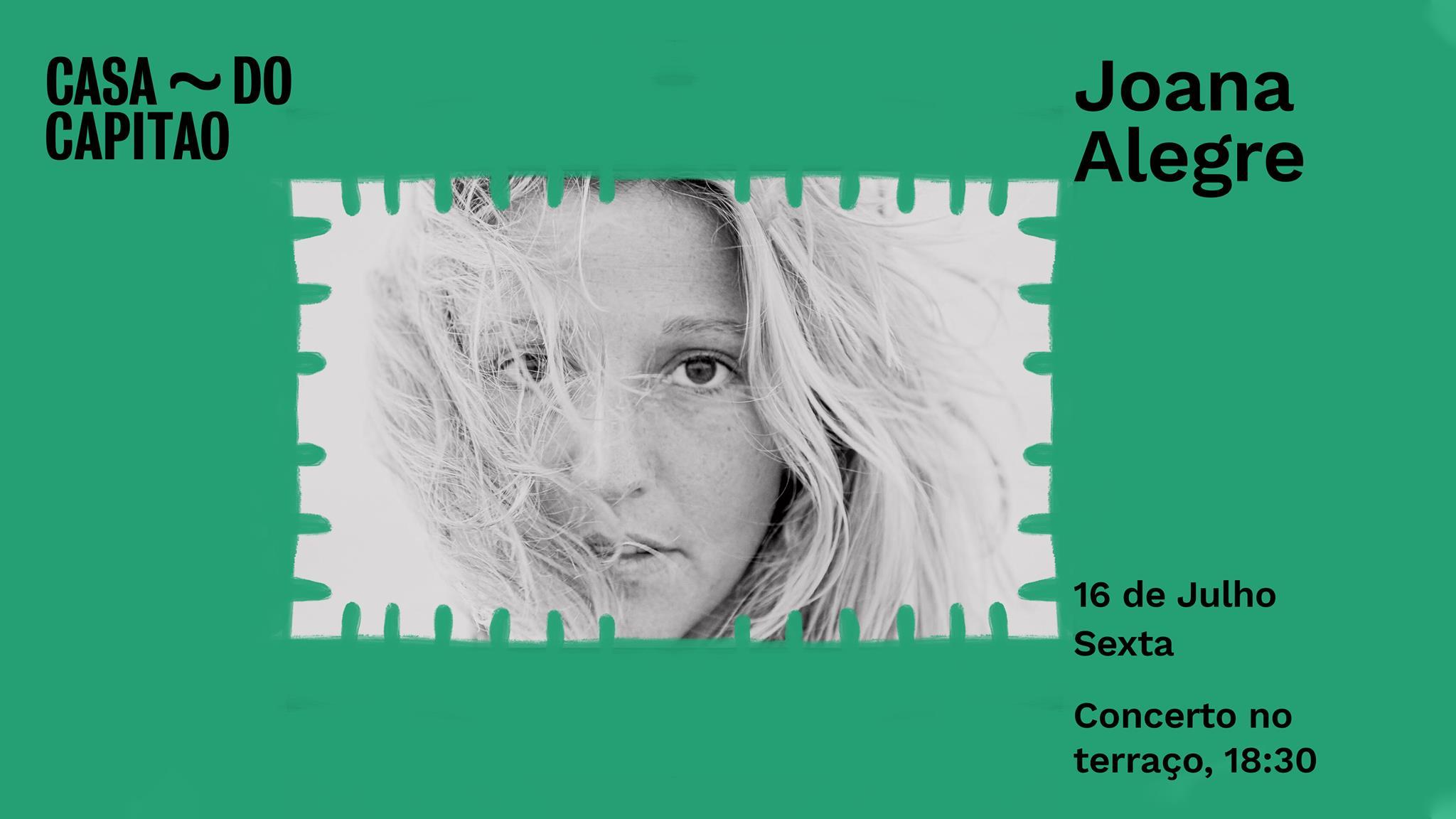 Joana Alegre • concerto no terraço