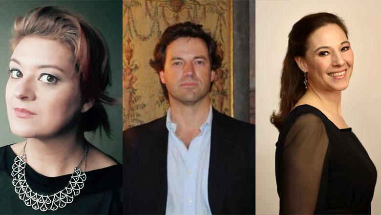 Música Sacra do Romantismo / David Paccetti, Hélia Castro e Ana Ferro - In.Str 2021