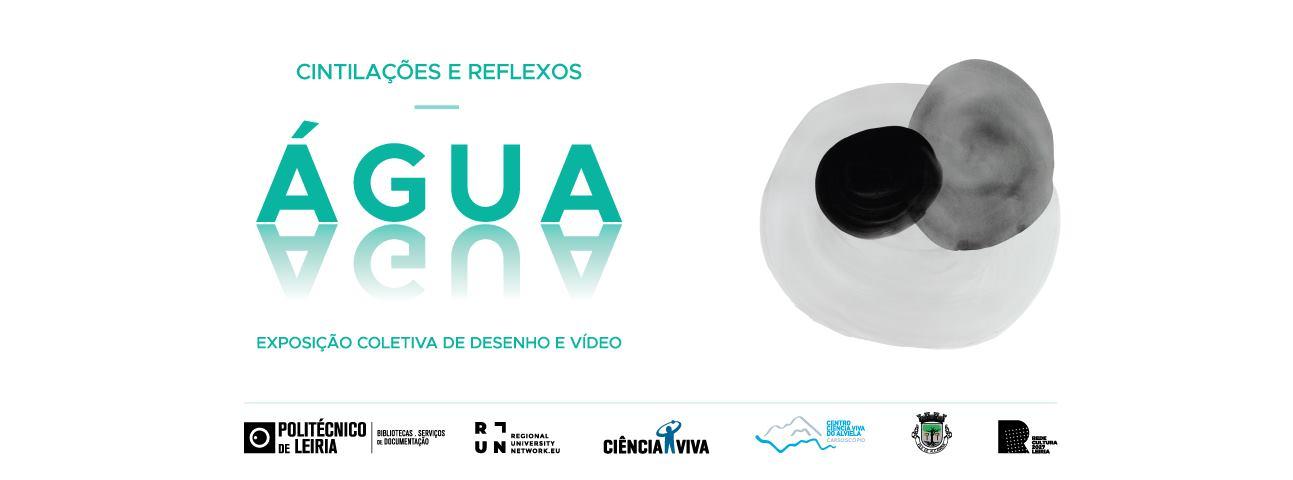 Cintilações e Reflexos - Água: um coletivo de desenho e vídeo