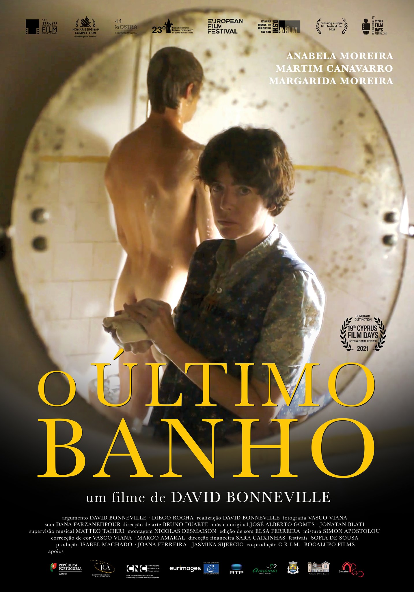 Cinema   O ÚLTIMO BANHO