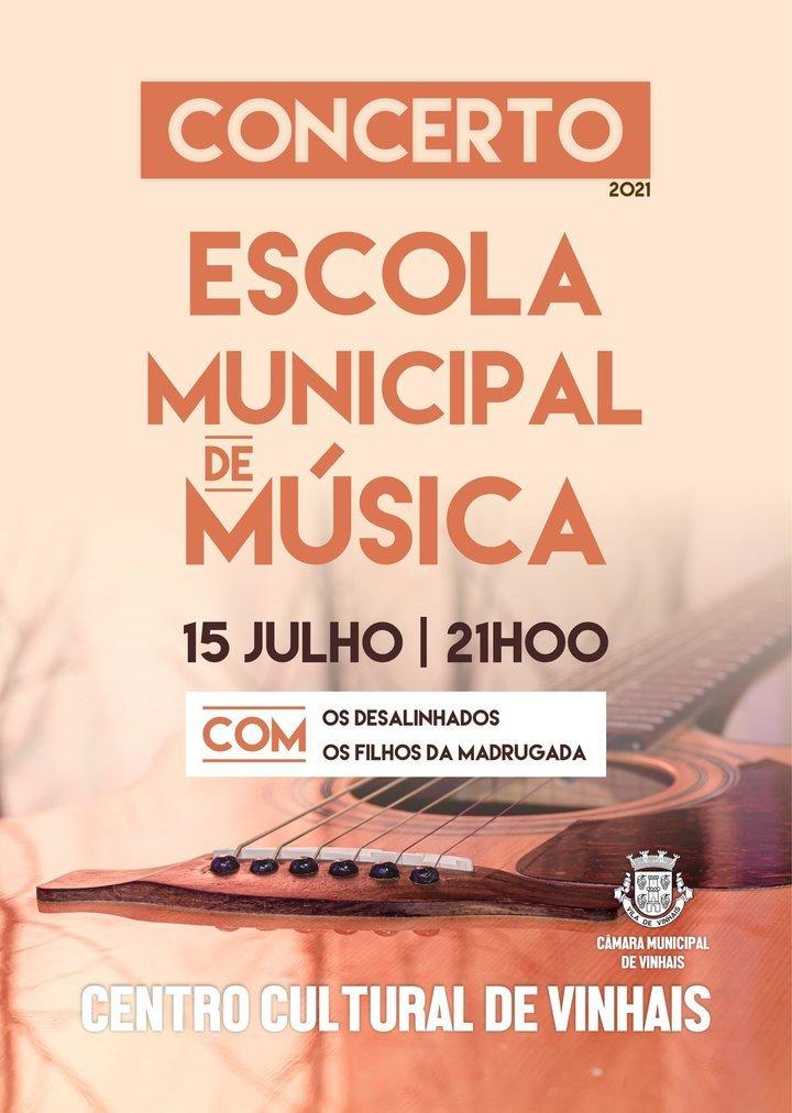 Concerto Escola Municipal de Música