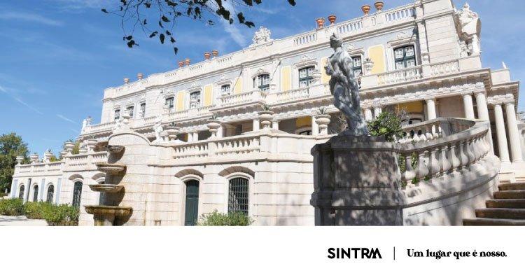 Visita à residência dos convidados ilustres no Palácio de Queluz