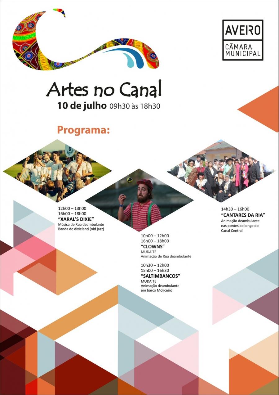 Artes no Canal