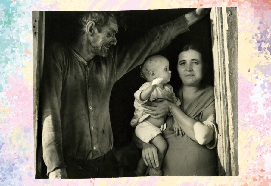 Exposição de fotografia de autores internacionais
