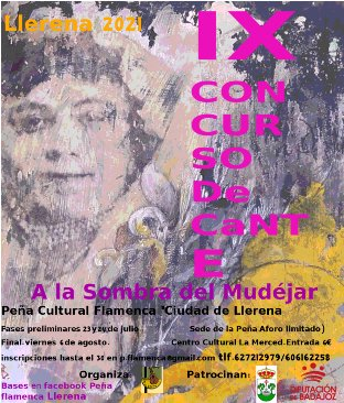 "IX Concurso de Cante ""A la sombra del mudéjar"""