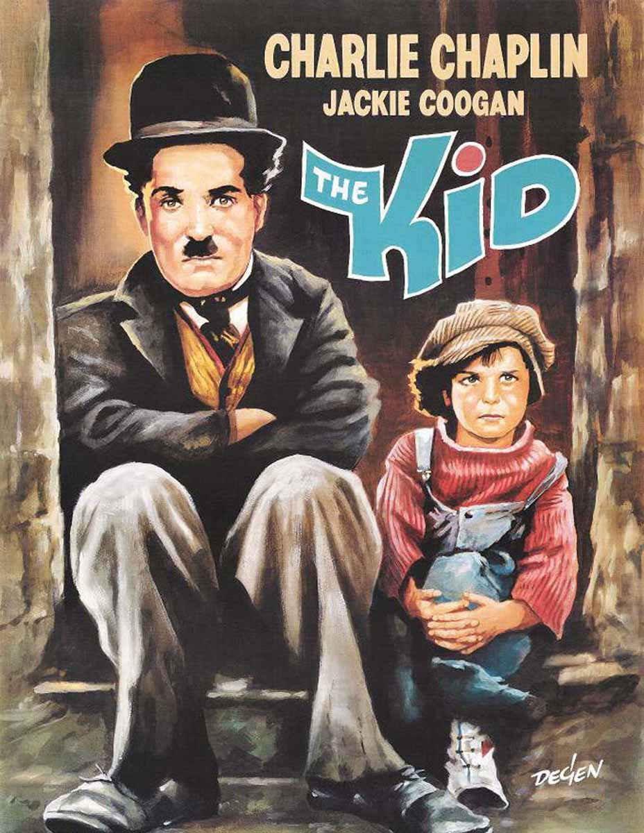 Cinema no Jardim | O GAROTO DE CHARLOT, um filme Charles Chaplin