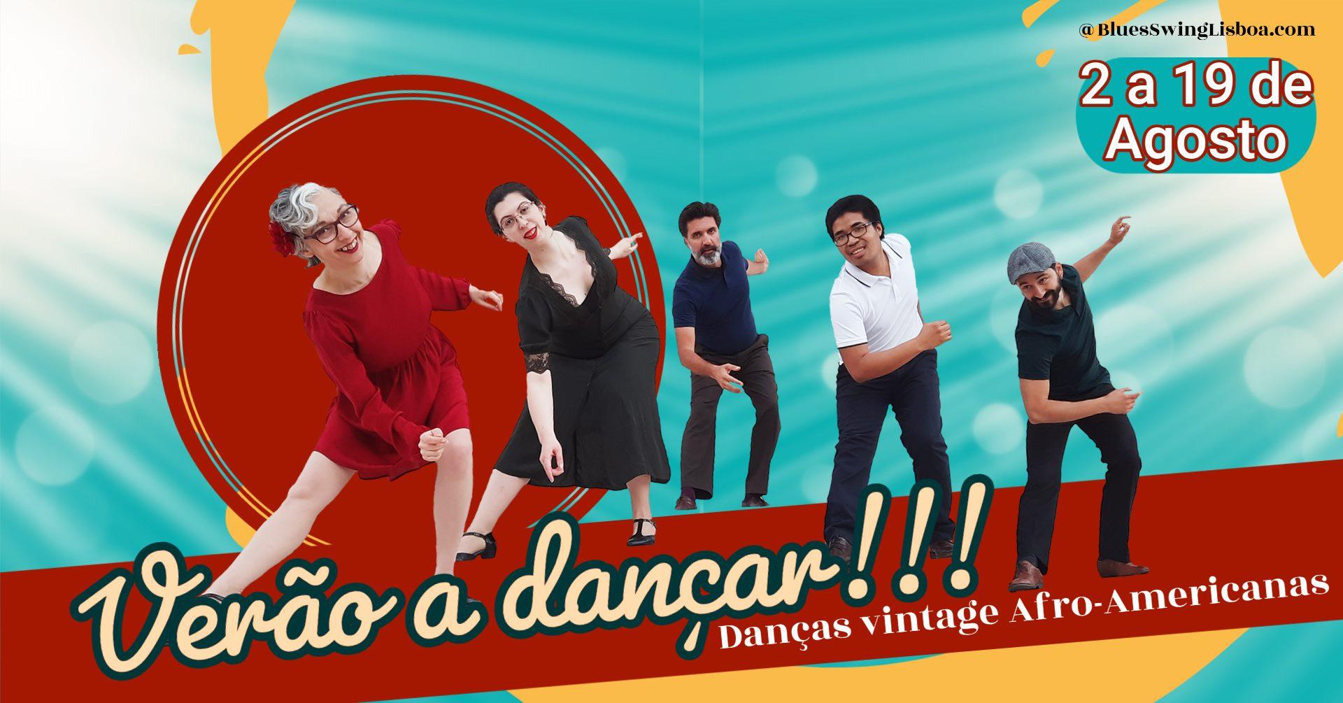 Verão a Dançar!!!