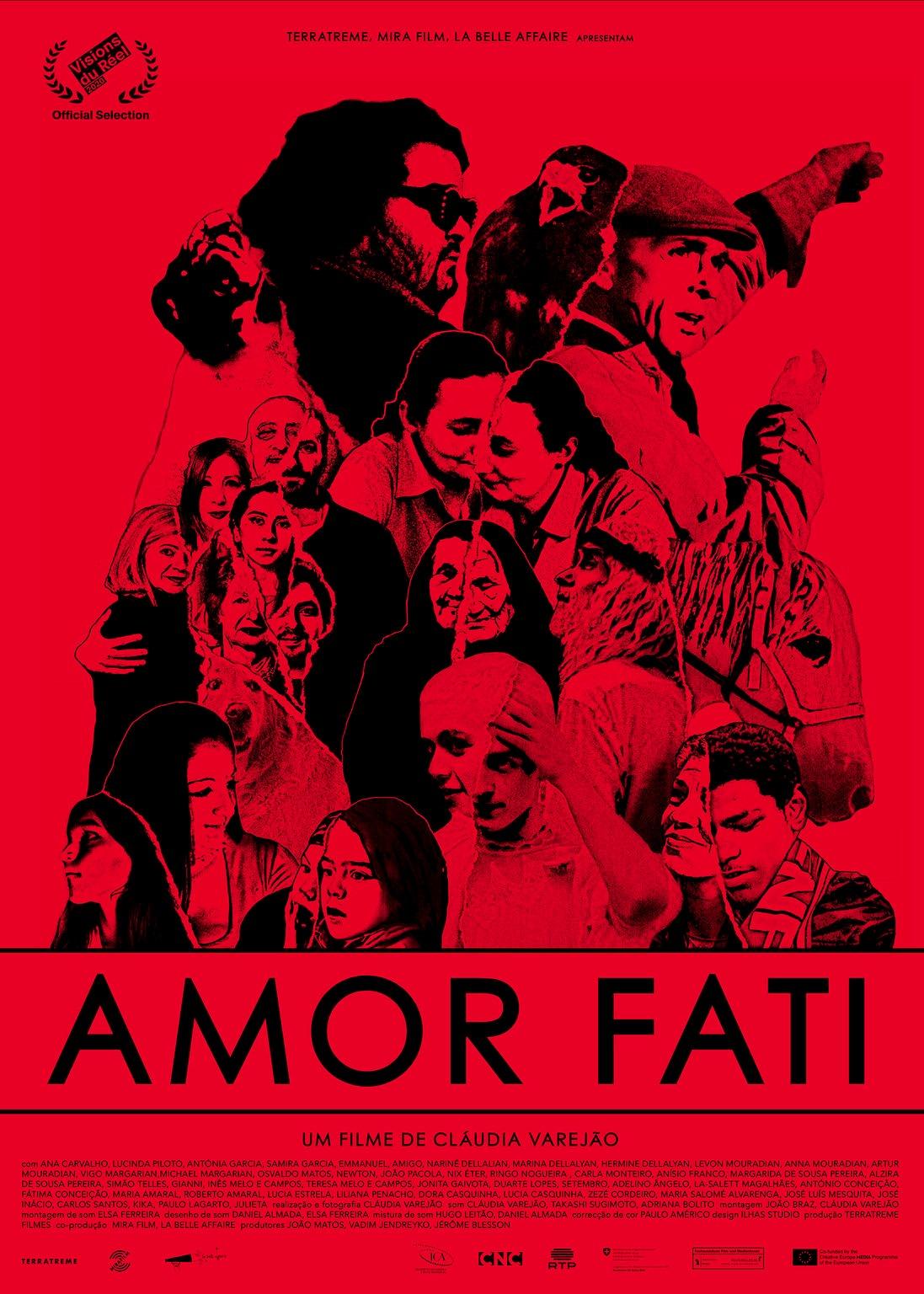 Cinema no Jardim | AMOR FATI, um filme de Cláudia Varejão