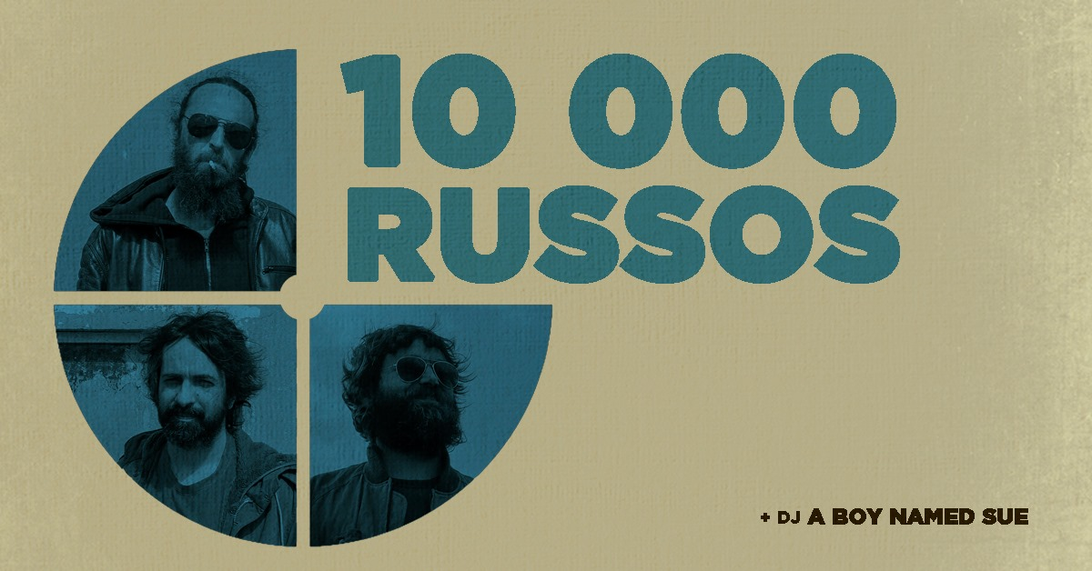10 000 Russos | Núcleo A70 [esgotado]