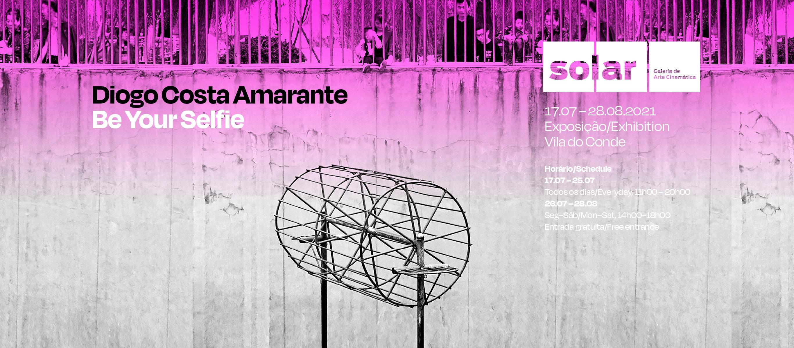 Inauguração da Exposição 'Be Your Selfie', de Diogo Costa Amarante