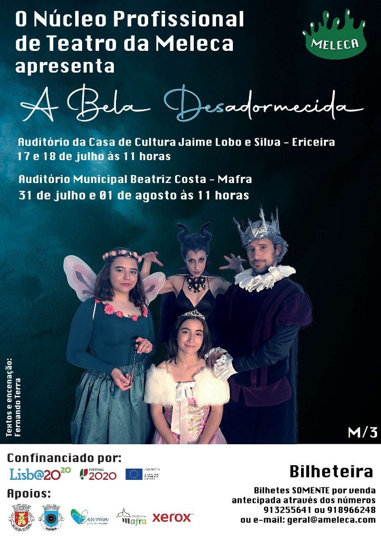 Teatro 'A Bela Desadormecida'