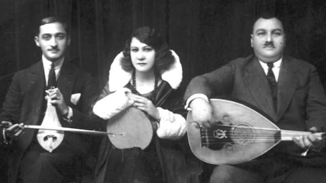 Greek traditional music