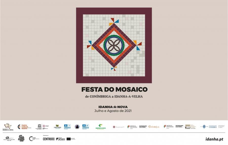 Festa do Mosaico - De Conímbriga a Idanha-a-Velha