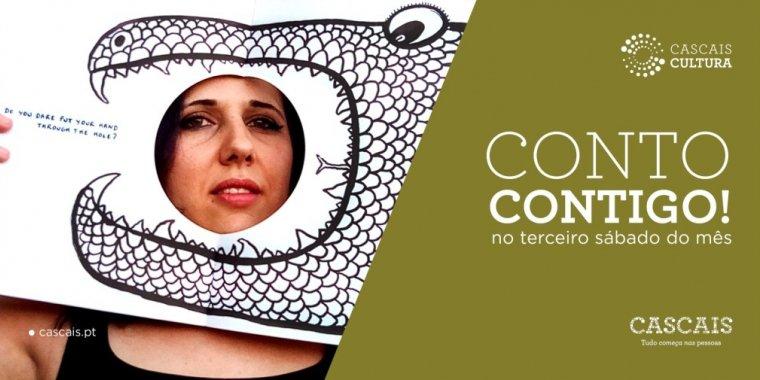 Conto Contigo! | Hora do Conto com Cláudia Almendra