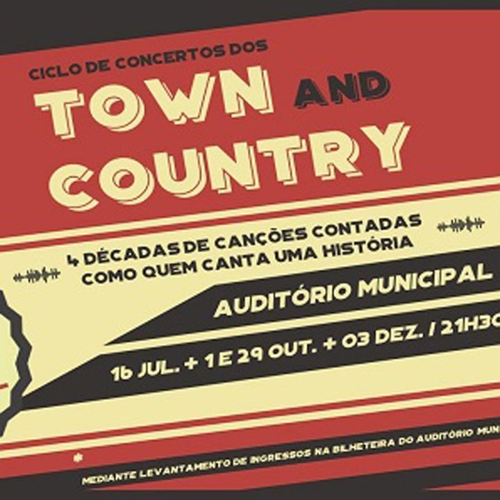 Concerto dos 'Town and Country'