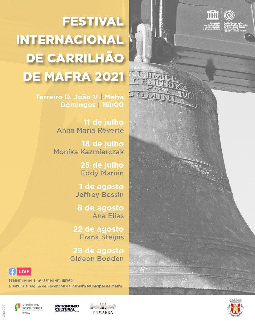 Festival Internacional de Carrilhão de Mafra