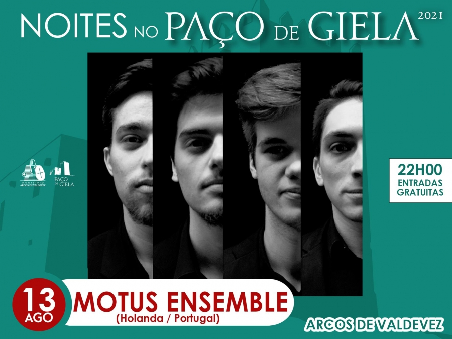 Noite no Paço - MOTUS ENSEMBLE (Portugal / ...