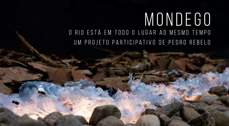 Mondego: o rio está em todo o lugar ao mesmo tempo de Pedro Rebelo